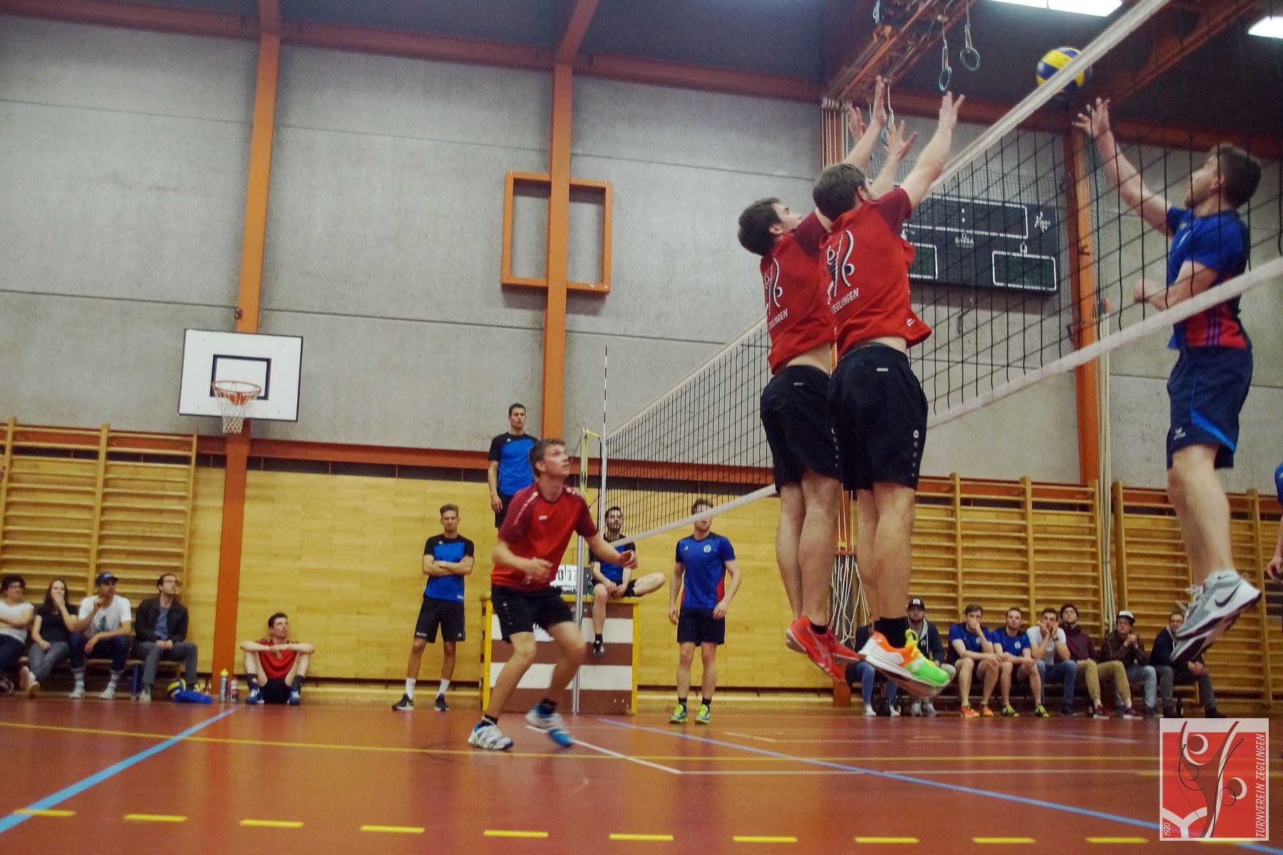 Volleyballturnier 2019 4