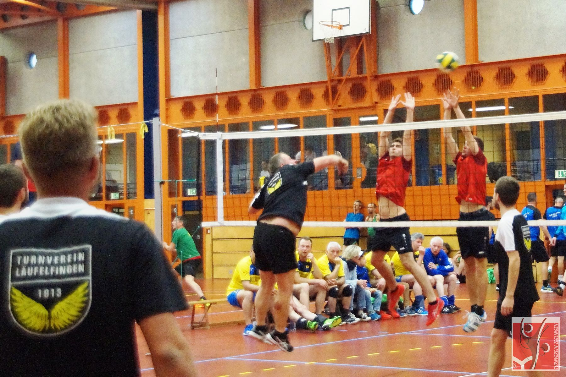 Volleyballturnier 2019 5